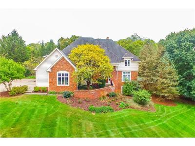 Zionsville Single Family Home For Sale: 5 Smith Lane