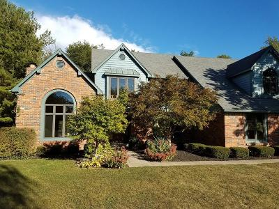 Danville Single Family Home For Sale: 423 South County Road 525 W