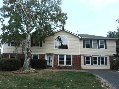 Single Family Home For Sale: 8843 East 121st Street
