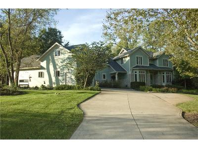 Zionsville Single Family Home For Sale: 8919 East 300 S