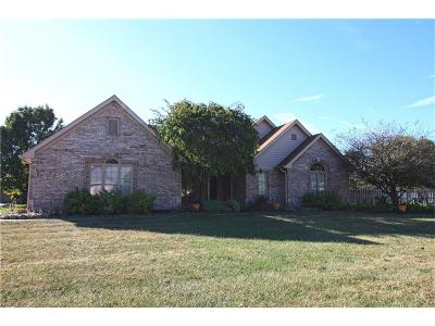 Greenwood Single Family Home For Sale: 2744 Tournament Drive