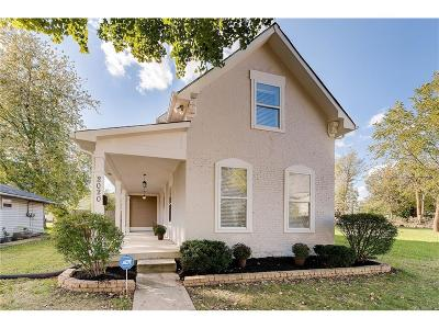 Indianapolis Single Family Home For Sale: 2020 Bellefontaine Street