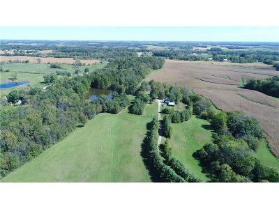 Wayne County Single Family Home For Sale: 7407 Dalton Road