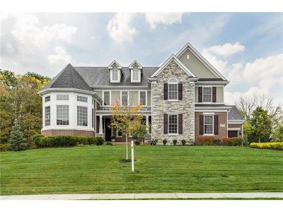 Carmel Single Family Home For Sale: 14377 Pemberton Lane
