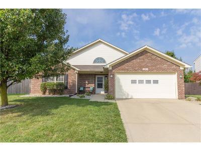 Greenfield Single Family Home For Sale: 466 Van Buren Street