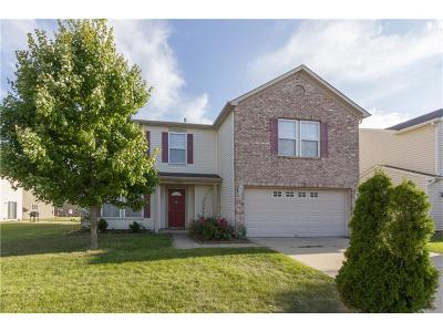 Indianapolis Single Family Home For Sale: 10931 Miller Drive