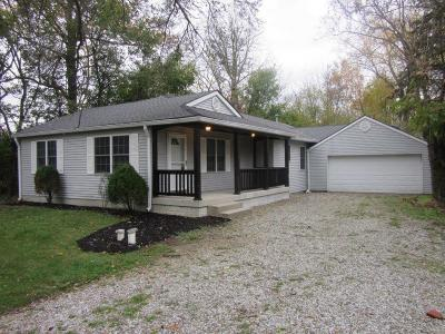 Marion County Single Family Home For Sale: 1217 South Hunter Road