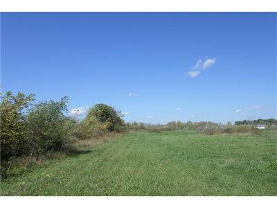 Henry County Residential Lots & Land For Sale: 00 South County Road 250 E
