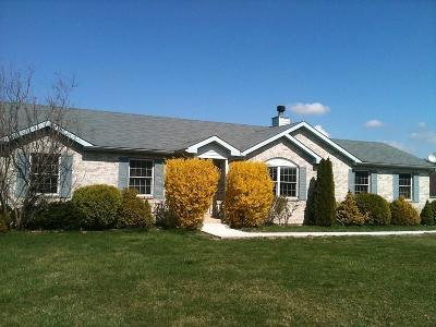 Putnam County Single Family Home For Sale: 5581 East Us Highway 36