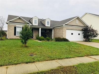 Brownsburg Single Family Home For Sale: 10523 Ballard Drive