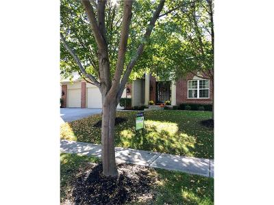 Noblesville Single Family Home For Sale: 5939 Ramsey Drive