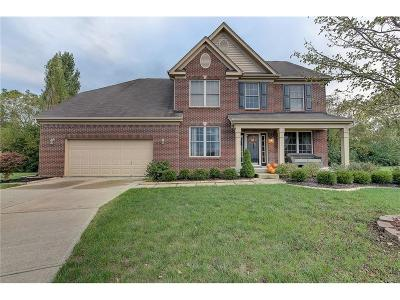 Marion County Single Family Home For Sale: 7632 Woodington Place