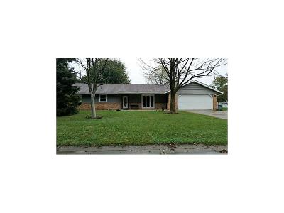 Delaware County Single Family Home For Sale: 1404 West Tree Lane