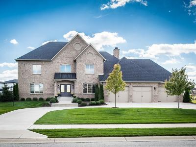 Fishers Single Family Home For Sale: 11983 Hawthorn Ridge