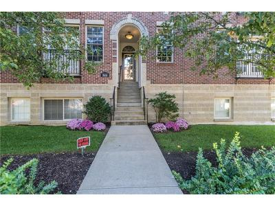 Indianapolis Condo/Townhouse For Sale: 211 New Jersey #D