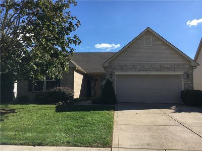 Carmel IN Single Family Home For Sale: $274,000