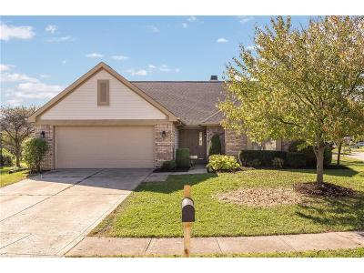 Marion County Single Family Home Active W Contingency: 6158 Benz Court