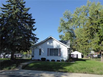Carmel Single Family Home For Sale: 240 1st Avenue SE