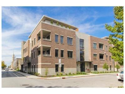 Indianapolis Condo/Townhouse For Sale: 504 North Park Avenue #4