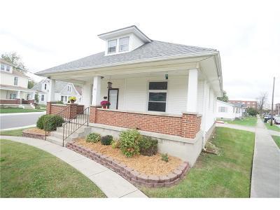 Batesville Single Family Home For Sale: 342 South Park Avenue