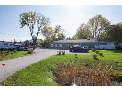 Avon Commercial For Sale: 8499 East Us Highway 36