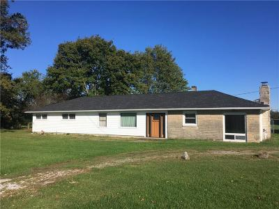 Clinton County Single Family Home For Sale: 402 West Jefferson Street