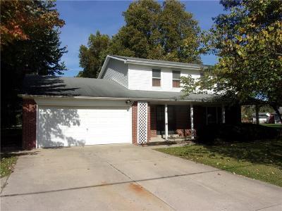 Pendleton Single Family Home For Sale: 2884 Huntsville Road