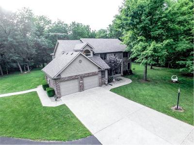 Fishers Single Family Home For Sale: 12365 Chateau Court