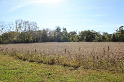 Avon Residential Lots & Land For Sale: 2391 North State Road 267