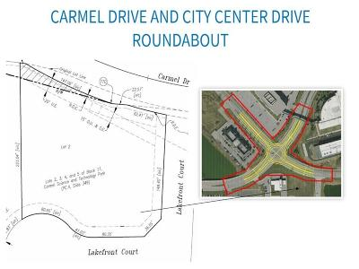 Carmel Commercial Lots & Land For Sale: Lakerfront Court