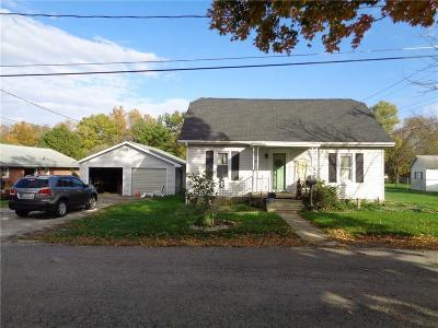 Parke County Single Family Home For Sale: 407 Poplar Street