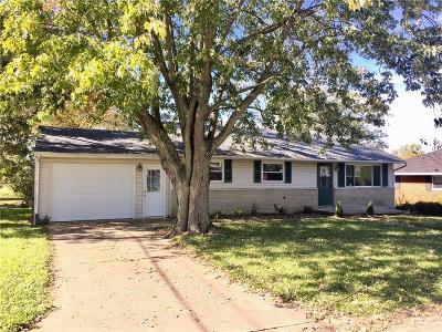 Wayne County Single Family Home For Sale: 1038 South 21st Street