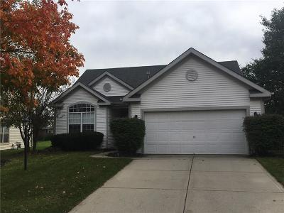 Fishers Single Family Home For Sale: 10373 Lakeland Drive