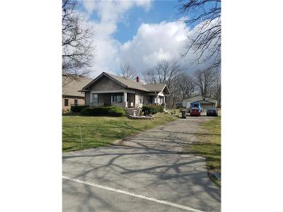 Single Family Home For Sale: 101 North Shortridge Road