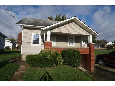 Batesville Single Family Home For Sale: 119 North Eastern Avenue