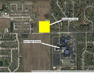 Avon Residential Lots & Land For Sale: 7132 East County Road 150 S