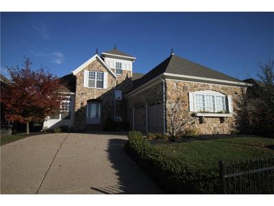 Zionsville Single Family Home For Sale: 12003 Sanctuary Boulevard