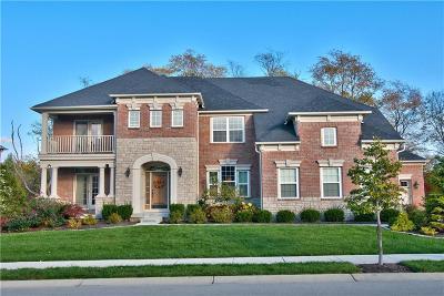 Sheridan, Fortville, Carmel, Noblesville, Atlanta Single Family Home For Sale: 14223 East Prevail Drive