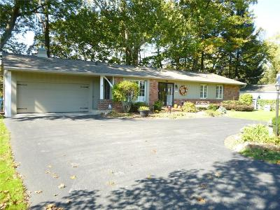 Carmel, Westfield Single Family Home For Sale: 10300 Spring Mill Road