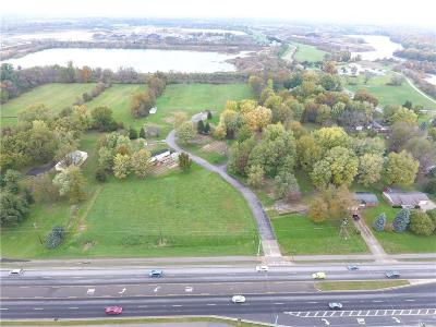 Noblesville Commercial Lots & Land For Sale: 7650 East 146th Street