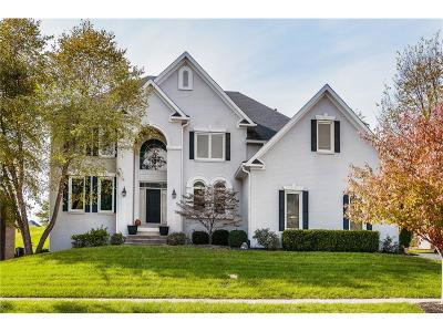 Fishers Single Family Home For Sale: 10162 Muirfield Trace