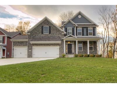 Avon Single Family Home For Sale: 786 Bracknell Drive