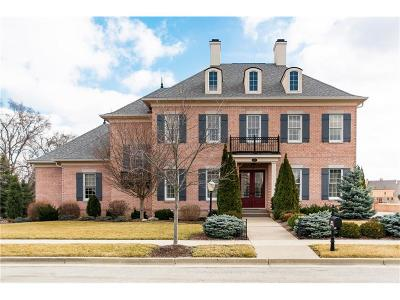 Sheridan, Fortville, Carmel, Noblesville, Atlanta Single Family Home For Sale: 1997 Finchley Road