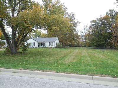 Indianapolis Commercial Lots & Land For Sale: 920 East County Line Road
