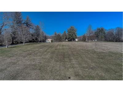 Whitestown Residential Lots & Land For Sale: 7150 East 550 S