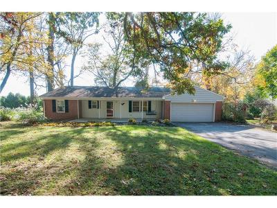Carmel Single Family Home For Sale: 6331 North Northwood Drive