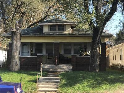 Indianapolis Multi Family Home For Sale: 1917 North Harding Street