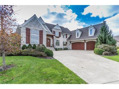 Noblesville Single Family Home For Sale: 11367 Golden Bear Circle