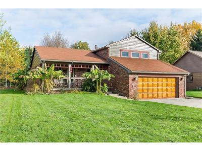 Indianapolis Single Family Home For Sale: 9940 Beam Ridge Drive