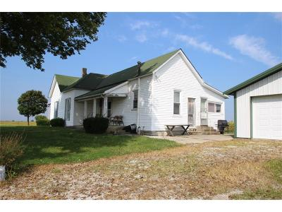 Decatur County Single Family Home For Sale: 7064 North State Road 3